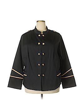 Ava & Viv Jacket Size 3X (Plus)