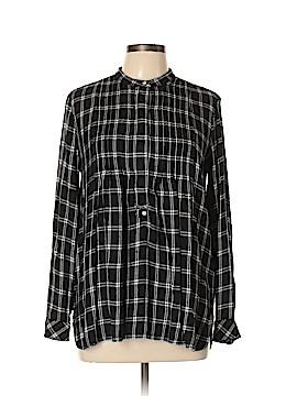 Gap Long Sleeve Button-Down Shirt Size L