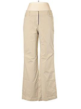 7th Avenue Design Studio New York & Company Khakis Size 14 (Tall)