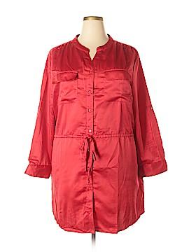 LOGO Casual Dress Size 3X (Plus)