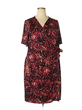Ashley Stewart Casual Dress Size 18 (Plus)