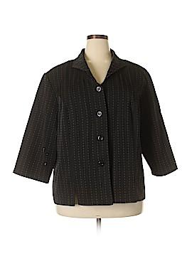Periwinkle Blazer Size 24 (Plus)
