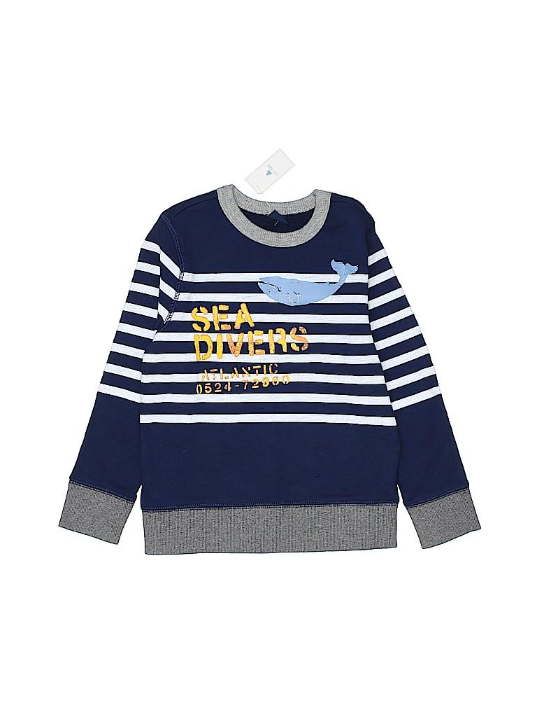 672b9bd0b93d Baby Gap 100% Cotton Stripes Graphic Color Block Navy Blue ...