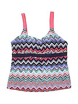 ZeroXposur Swimsuit Top Size 20W (Plus)