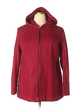 London Fog Wool Coat Size XXL (Petite)