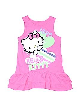 Hello Kitty Sleeveless Top Size 3T