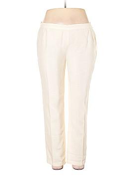 Marina Rinaldi Linen Pants Size 16 (25)