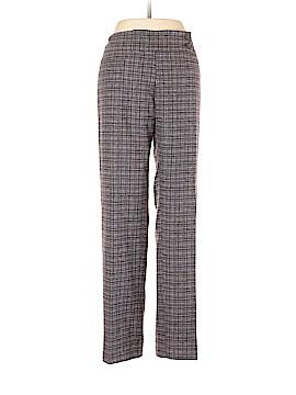 Barbara Bui Initials Wool Pants Size M