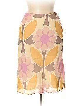 Christian Dior Silk Skirt Size 6