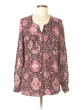 DressBarn 3/4 Sleeve Blouse Size XL
