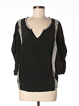 Matty M 3/4 Sleeve Silk Top Size M