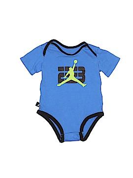 Air Jordan Short Sleeve Onesie Size 3-6 mo