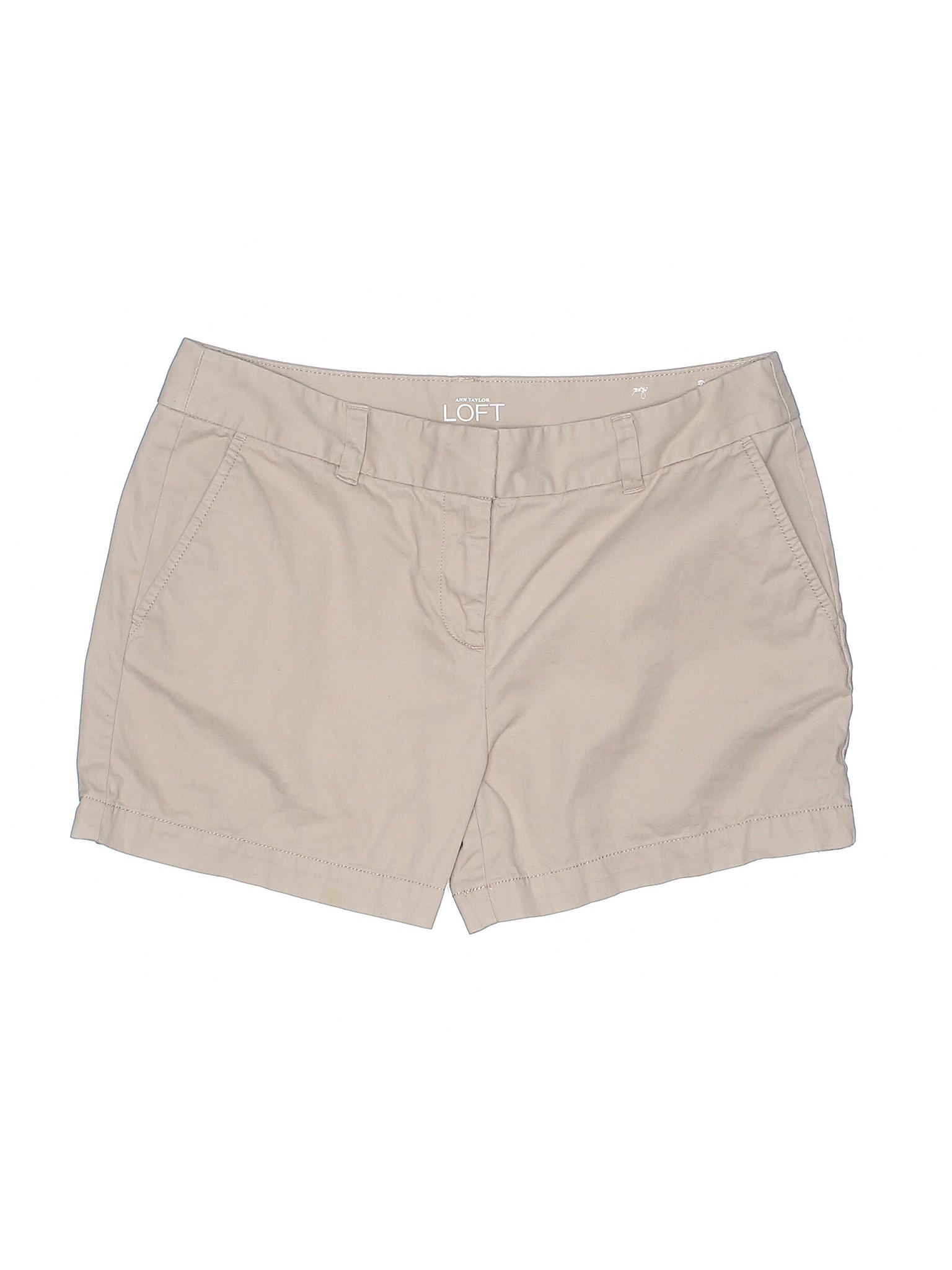 Ann winter Boutique LOFT Taylor Khaki Shorts 78UwP