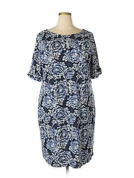 Karen Scott Casual Dress Size 3X (Plus)