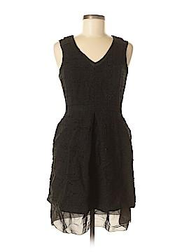 Simply Vera Vera Wang Casual Dress Size 8 (Petite)