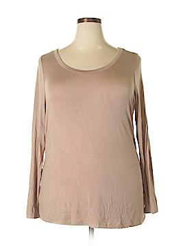 Rue21 Long Sleeve T-Shirt Size 2X (Plus)