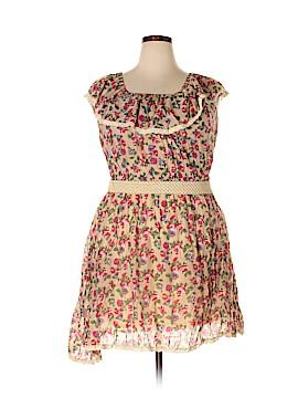 Caren Sport Casual Dress Size 1X (Plus)