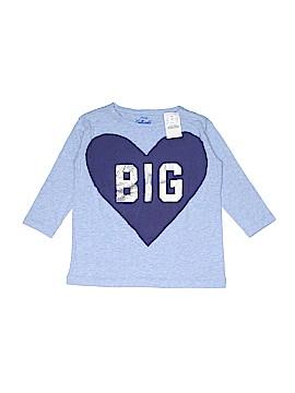Crewcuts 3/4 Sleeve T-Shirt Size 6 - 7
