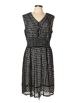 Rabbit Rabbit Rabbit Designs Casual Dress Size XL