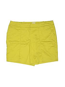 Worthington Khaki Shorts Size 12