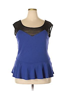 Maitai Sleeveless Top Size 2X (Plus)