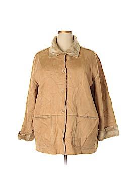 Villager Sport by Liz Claiborne Coat Size 1X (Plus)