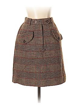 A LINE ANNE KLIEN Wool Skirt Size 4