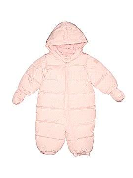 Baby Gap One Piece Snowsuit Size 6-12 mo