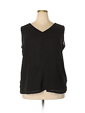 Avenue Sleeveless Blouse Size 18 - 20 Plus (Plus)