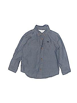 Koala Kids Long Sleeve Button-Down Shirt Size 18-24 mo