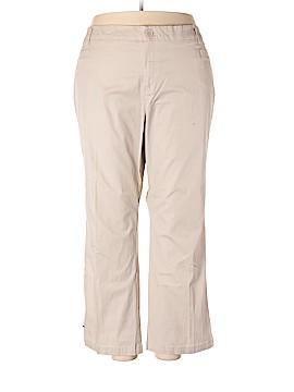 Venezia Khakis Size 28 (Plus)