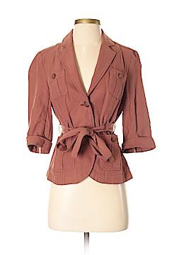 Cartonnier Silk Blazer Size 2