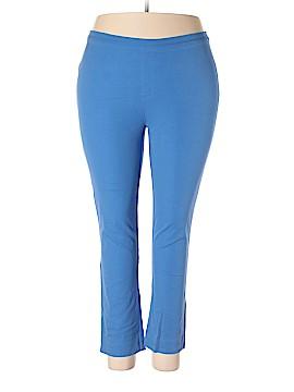 Isaac Mizrahi LIVE! Casual Pants Size 18W (Plus)