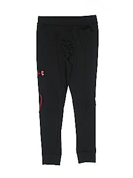Under Armour Track Pants Size M (Kids)