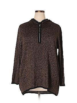 Belldini Pullover Hoodie Size 2X (Plus)