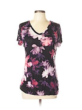 Simply Vera Vera Wang Short Sleeve T-Shirt Size L