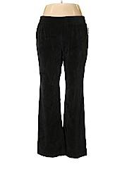 Charter Club Women Velour Pants Size 1X (Plus)