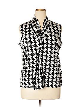 Jones Wear Sleeveless Top Size XL
