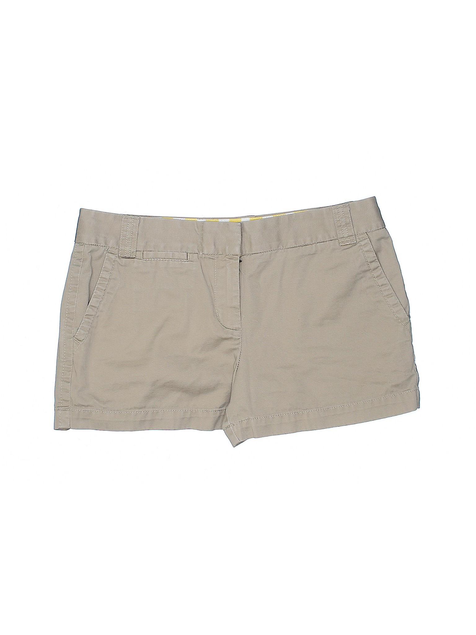 J Boutique winter Crew Khaki Shorts awgpAq5g