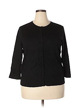 Grace Elements Cardigan Size 2X (Plus)