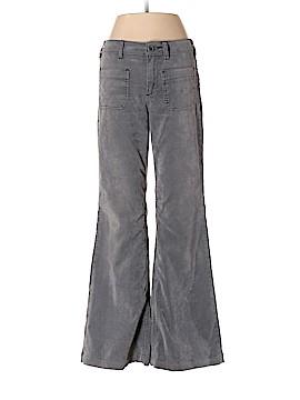 Free People Fleece Pants 27 Waist
