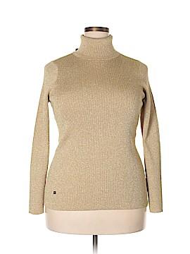 Lauren by Ralph Lauren Turtleneck Sweater Size 1X (Plus)