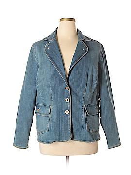 Jeanstar Denim Jacket Size 1X (Plus)