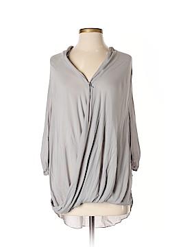 Helmut Lang Long Sleeve Blouse Size P