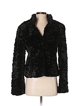 Moda International Faux Fur Jacket Size S