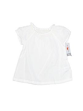 Carter's Short Sleeve Blouse Size 9 mo