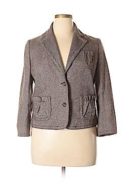 Banana Republic Wool Blazer Size 14