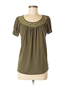 Ella Moss Short Sleeve Top Size M