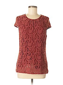 Weston Wear Short Sleeve Blouse Size M