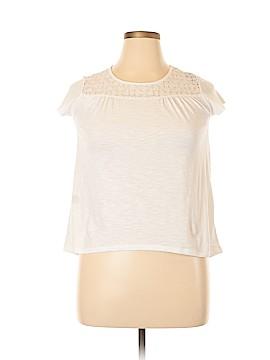 Arizona Jean Company Short Sleeve Top Size XL
